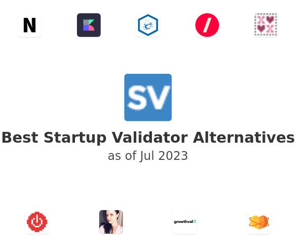 Best Startup Validator Alternatives