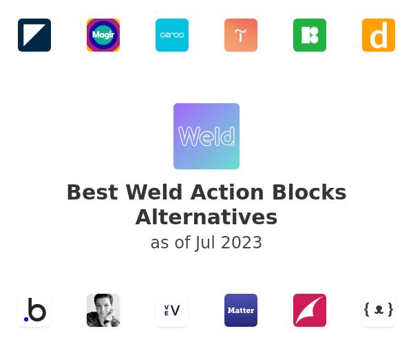 Best Weld Action Blocks Alternatives