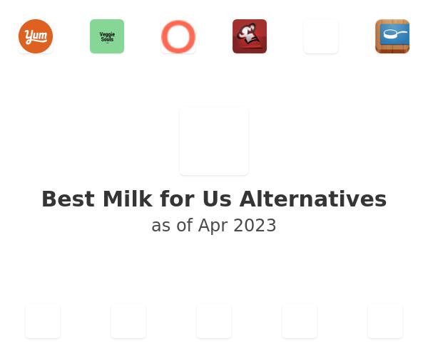Best Milk for Us Alternatives