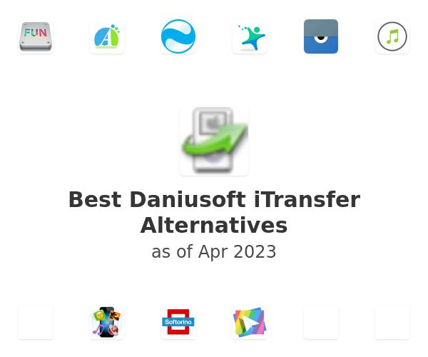 Best Daniusoft iTransfer Alternatives