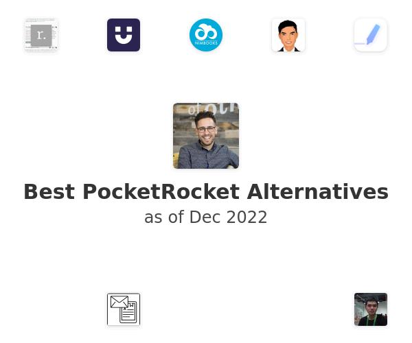 Best PocketRocket Alternatives