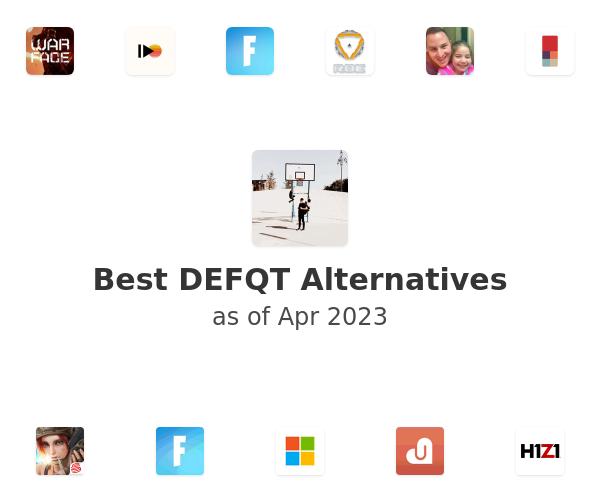 Best DEFQT Alternatives