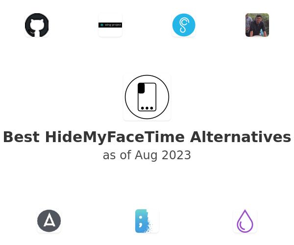 Best HideMyFaceTime Alternatives