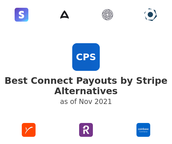 Best Connect Payouts by Stripe Alternatives
