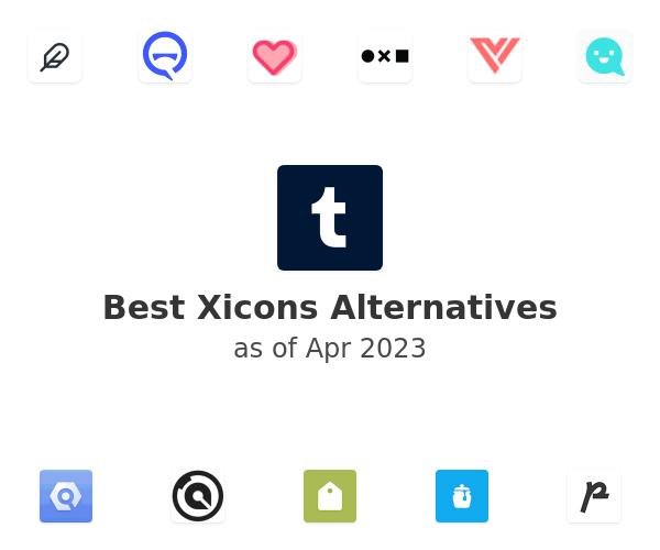 Best Xicons Alternatives