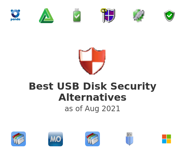 Best USB Disk Security Alternatives