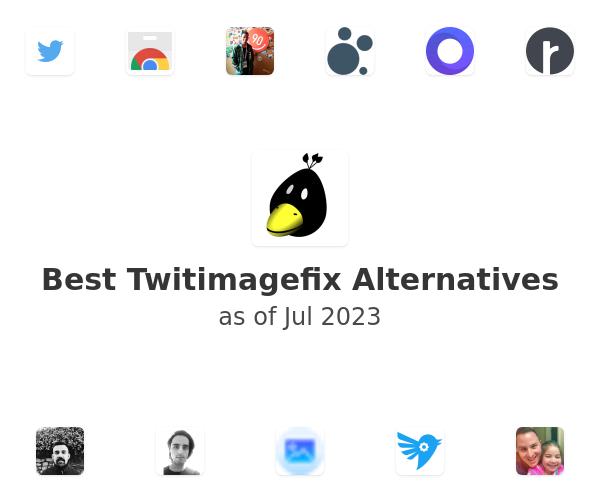 Best Twitimagefix Alternatives