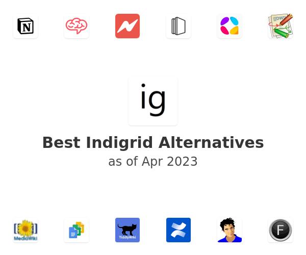 Best Indigrid Alternatives