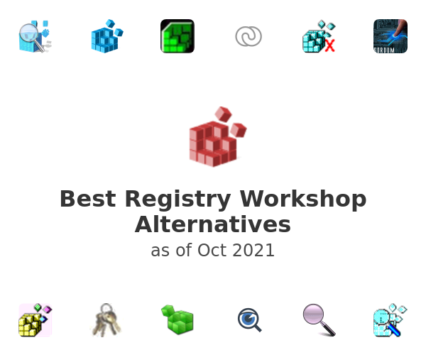 Best Registry Workshop Alternatives