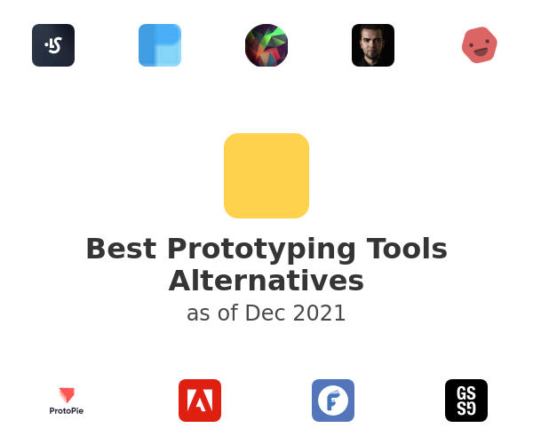 Best Prototyping Tools Alternatives