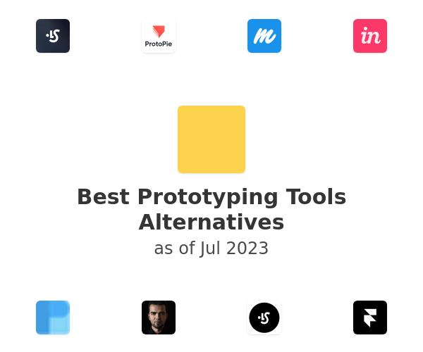 Best Prototyping Tools Alternatives