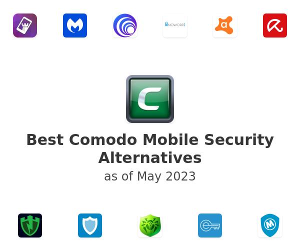 Best Comodo Mobile Security Alternatives