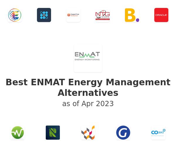 Best ENMAT Energy Management Alternatives
