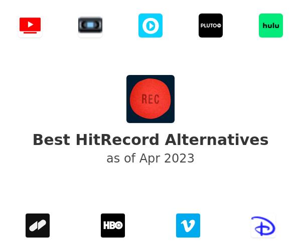 Best HitRecord Alternatives
