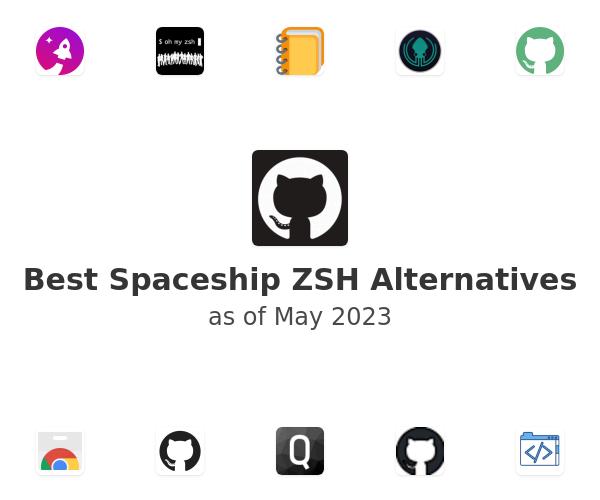 Best Spaceship ZSH Alternatives