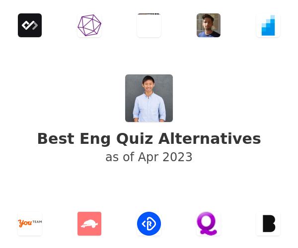 Best Eng Quiz Alternatives