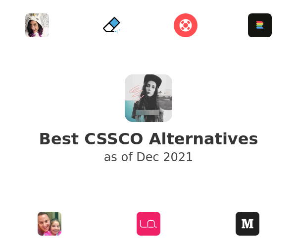 Best CSSCO Alternatives
