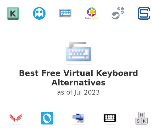 Best Free Virtual Keyboard Alternatives