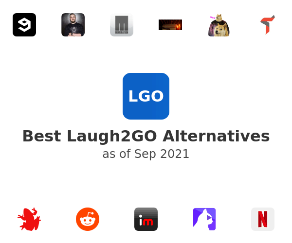 Best Laugh2GO Alternatives