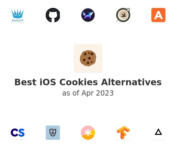 Best iOS Cookies Alternatives