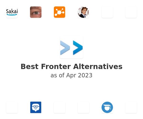 Best Fronter Alternatives