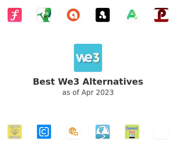 Best We3 Alternatives