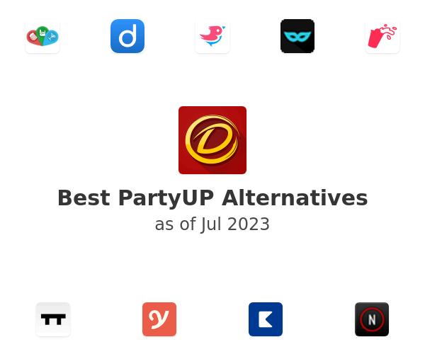 Best PartyUP Alternatives