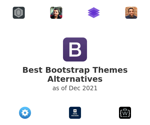 Best Bootstrap Themes Alternatives