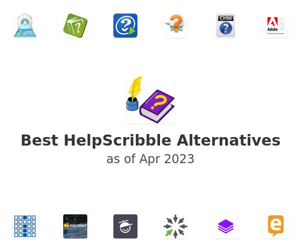 Best HelpScribble Alternatives