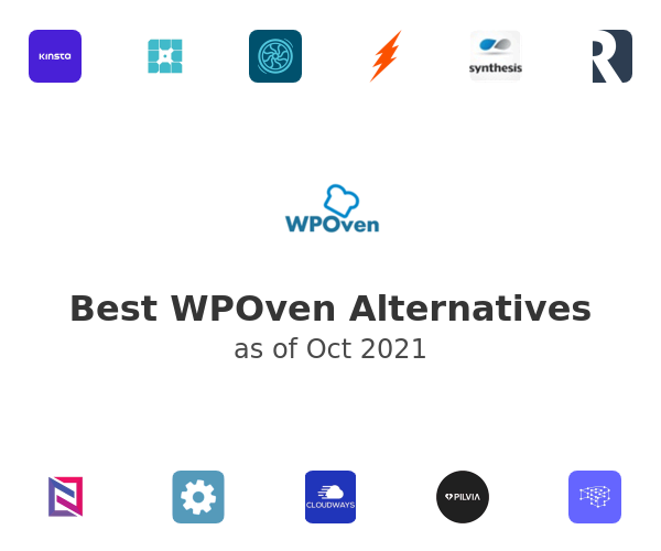 Best WPOven Alternatives