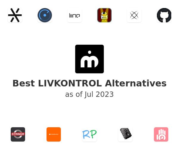 Best LIVKONTROL Alternatives