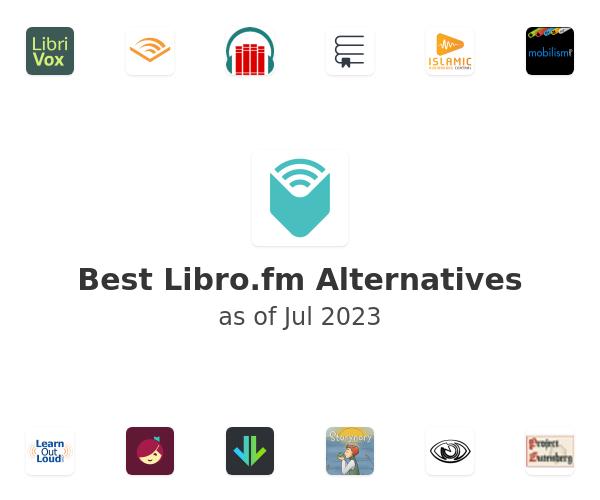 Best Libro.fm Alternatives
