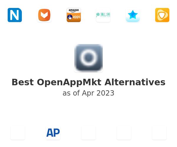 Best OpenAppMkt Alternatives
