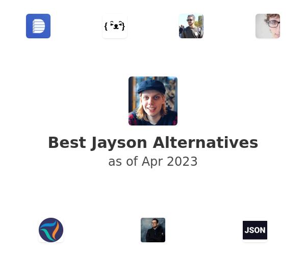 Best Jayson Alternatives