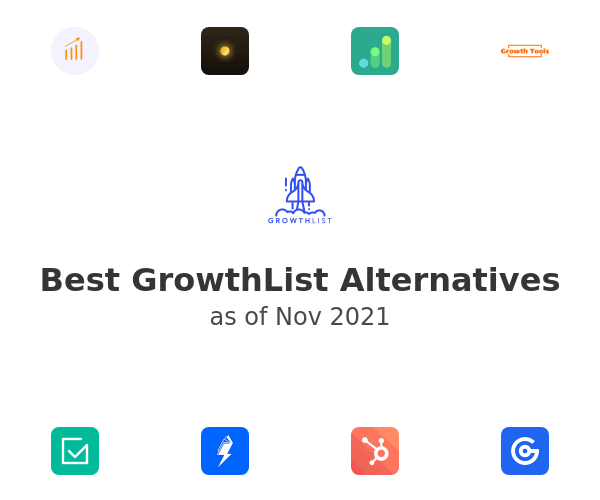 Best GrowthList Alternatives