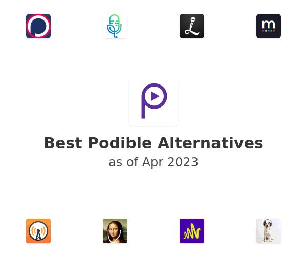 Best Podible Alternatives