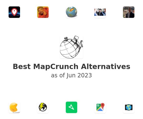 Best MapCrunch Alternatives