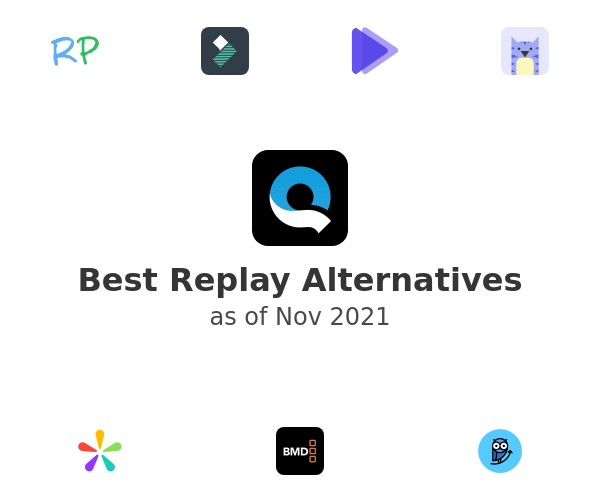 Best Replay Alternatives