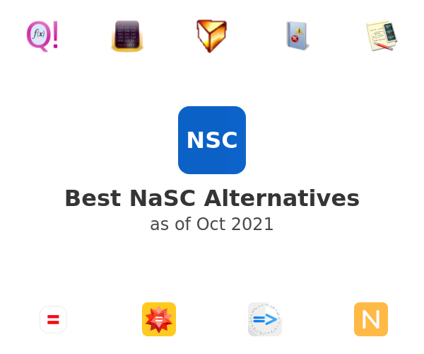Best NaSC Alternatives