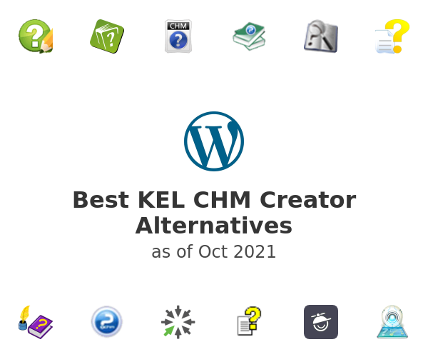Best KEL CHM Creator Alternatives