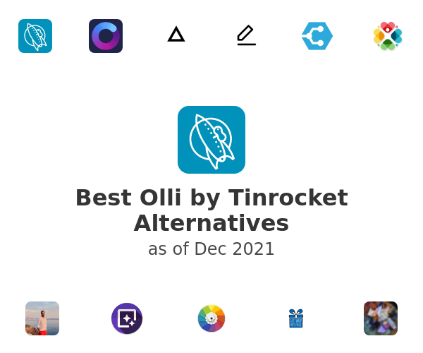 Best Olli by Tinrocket Alternatives