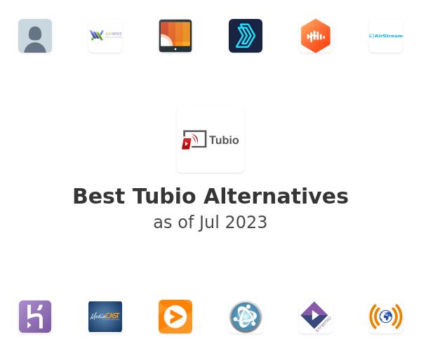 Best Tubio Alternatives