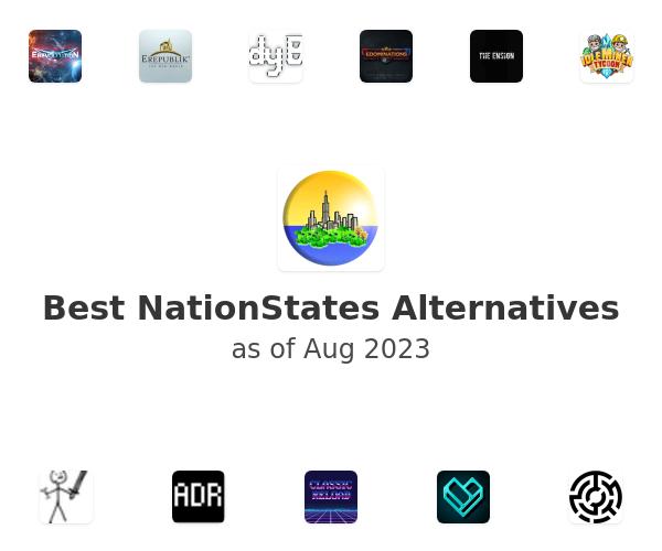 Best NationStates Alternatives
