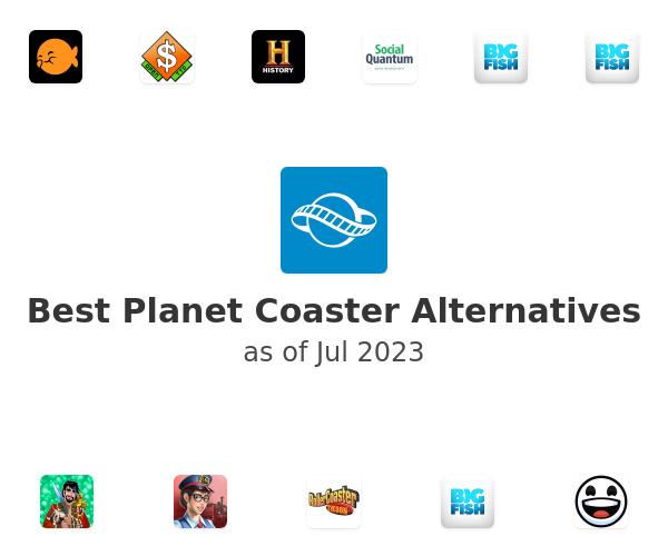 Best Planet Coaster Alternatives