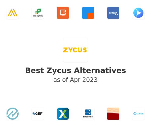 Best Zycus Alternatives