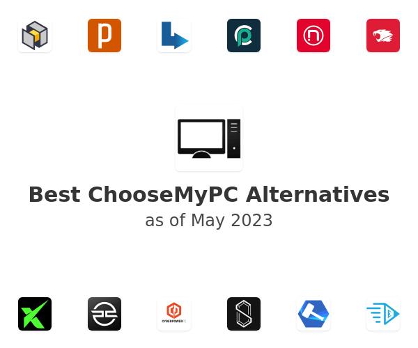 Best ChooseMyPC Alternatives