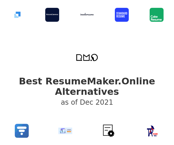 Best ResumeMaker.Online Alternatives