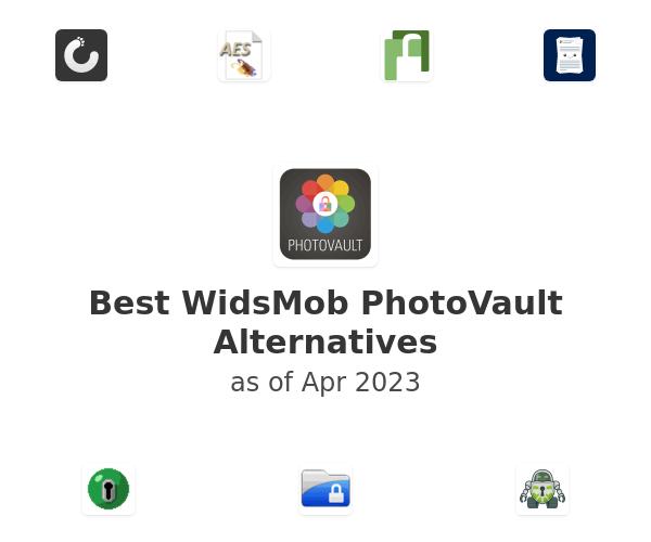 Best WidsMob PhotoVault Alternatives