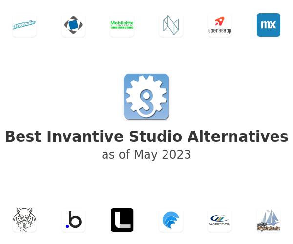 Best Invantive Studio Alternatives