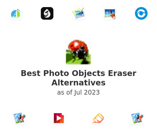 Best Photo Objects Eraser Alternatives